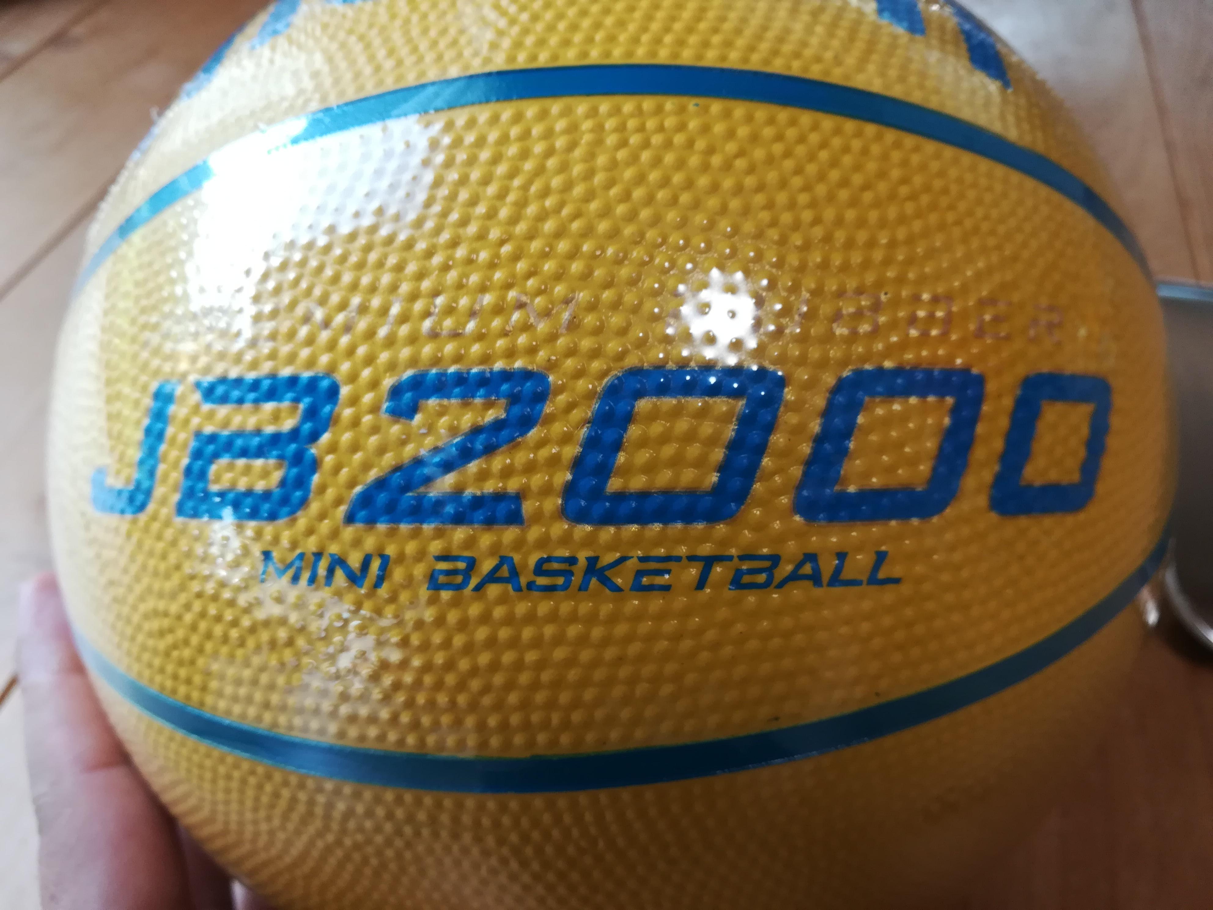 バスケットボール軽量4号球 JB2000
