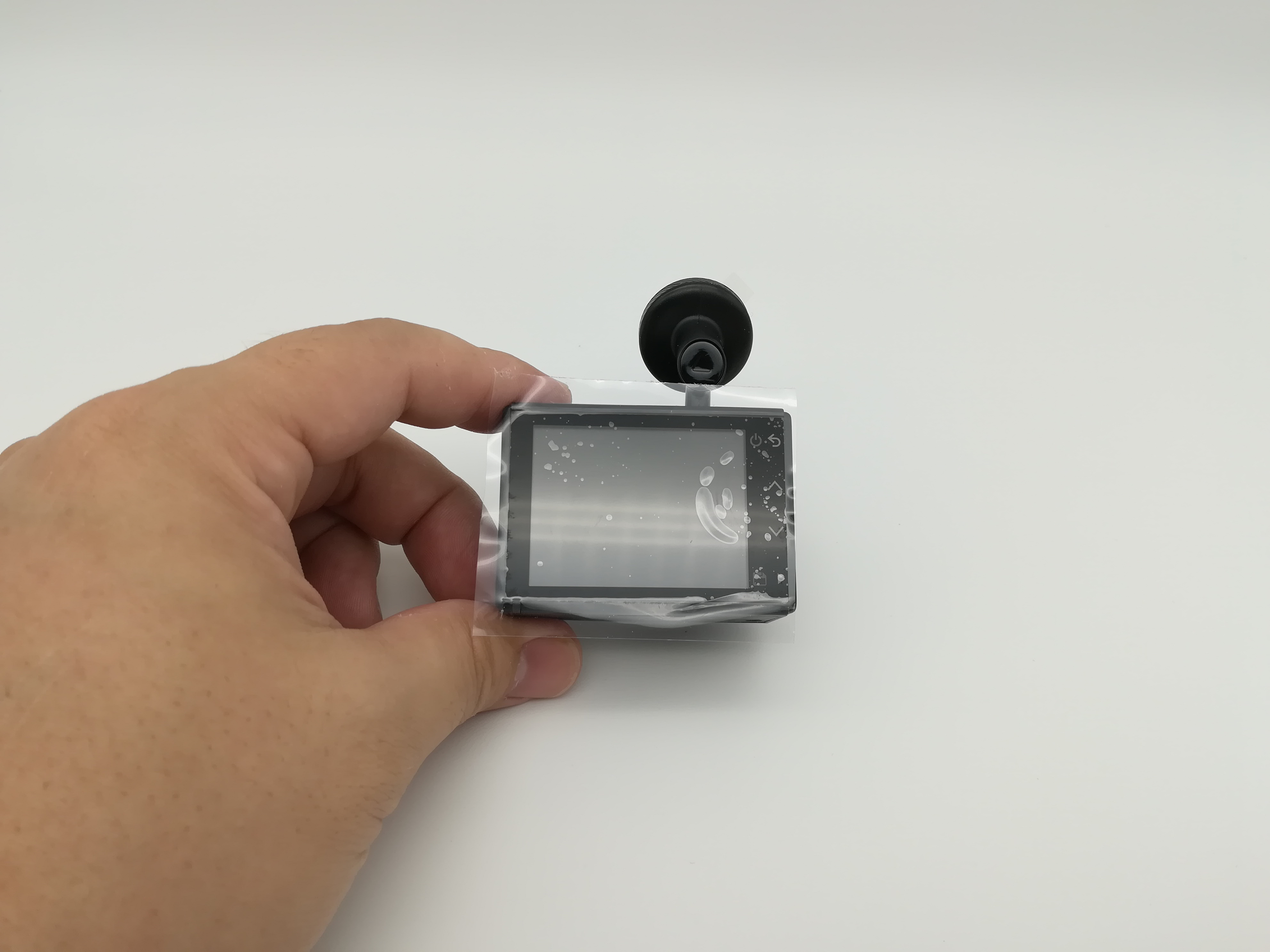 GarminDashCam46 フロントカメラ モニタ