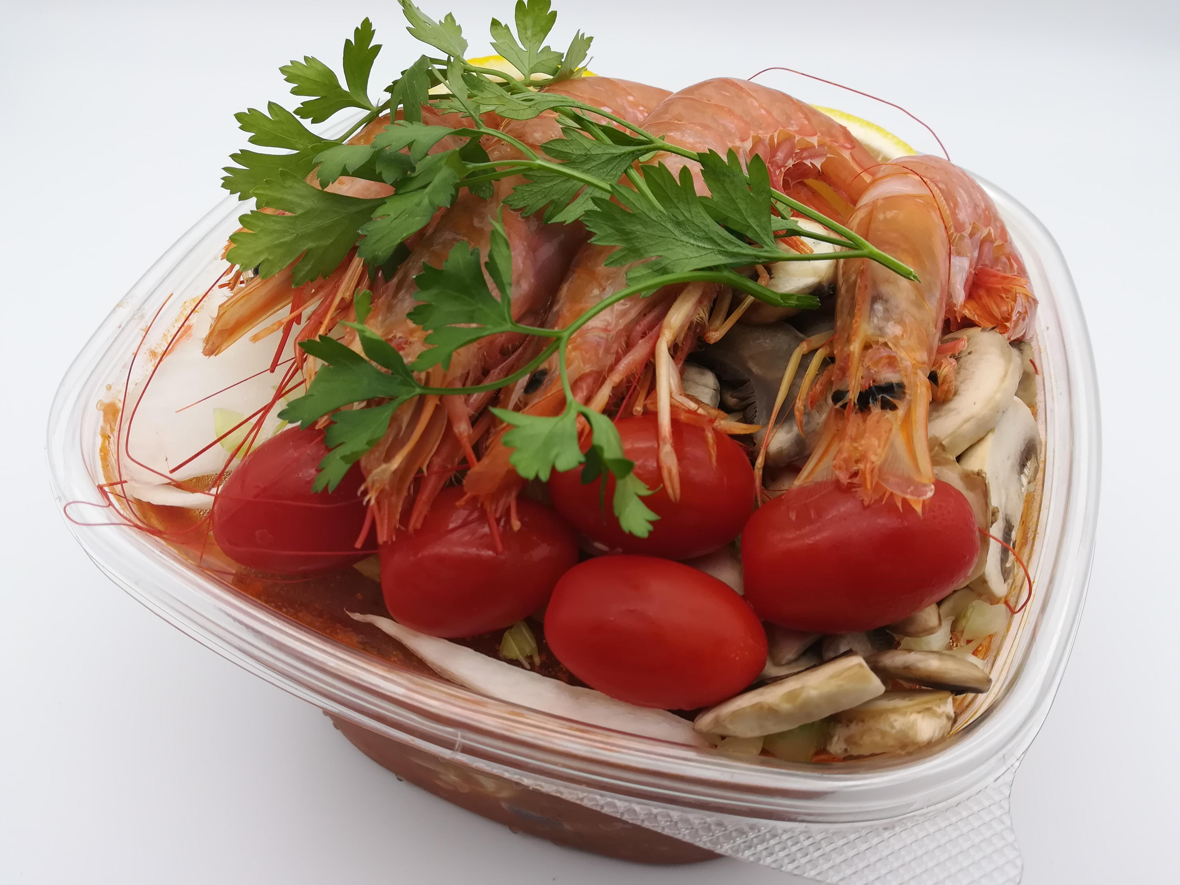 コストコのチョッピーノスープのトマト